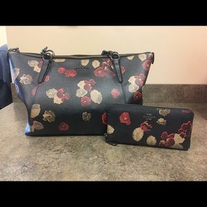 Coach Purse and Wallet .. Authentic $60.00